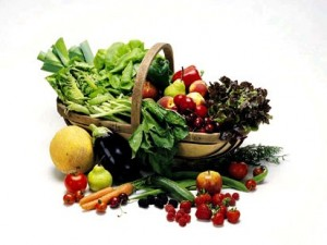 glycemic index of vegetables