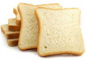 glycemic index of bread