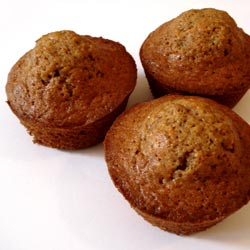 glycemic index of bran muffin