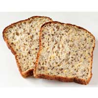 glycemic index of multigrain bread